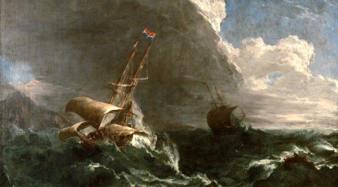 Les peintres «pour les mers» de Louis XIV