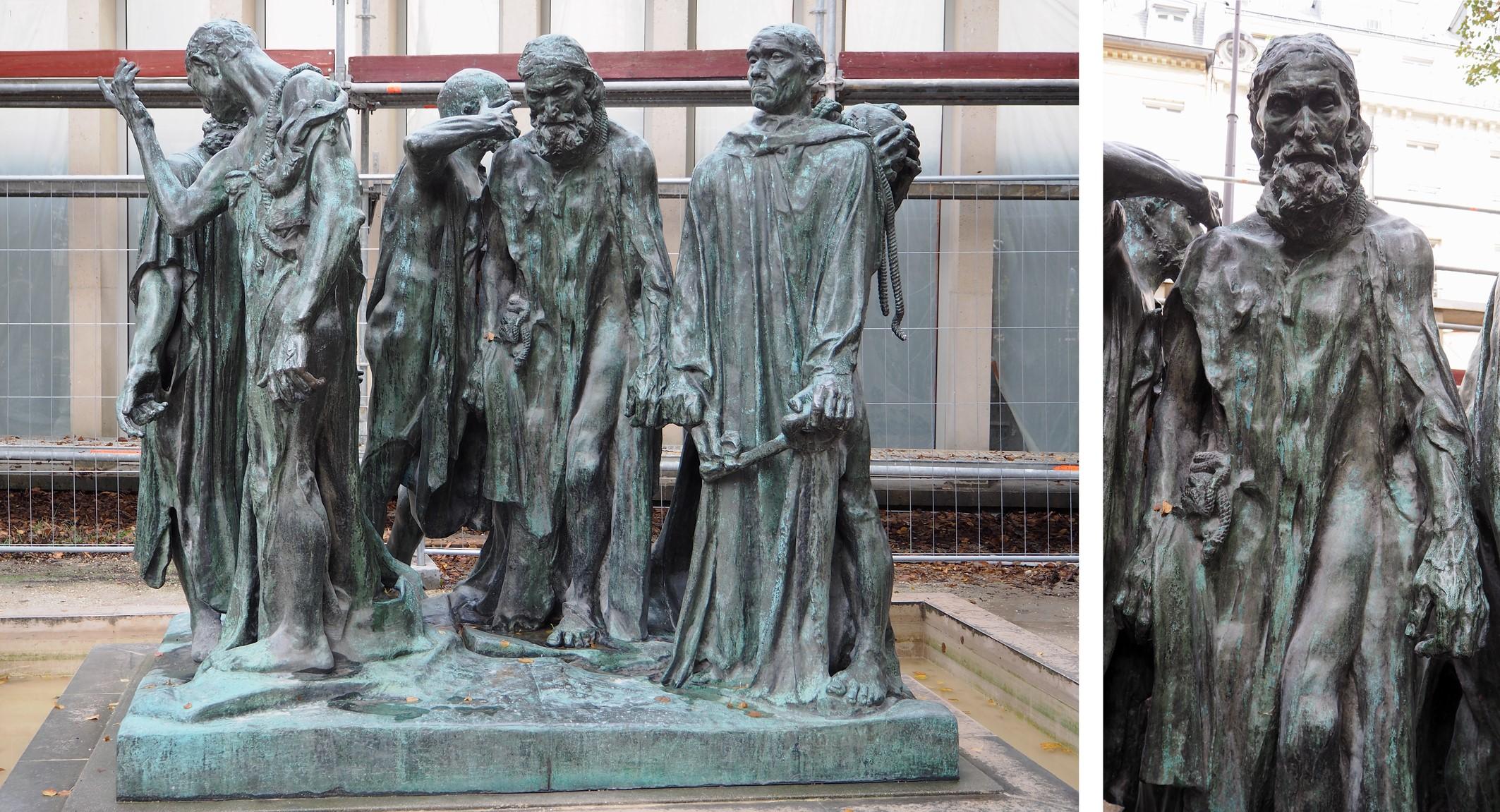 ... à identifier des sculptures médiévales précises qui servirent de modèle  à Rodin, plusieurs motifs de l iconographie médiévale s imposent comme une  ... 488bcf6fb90e