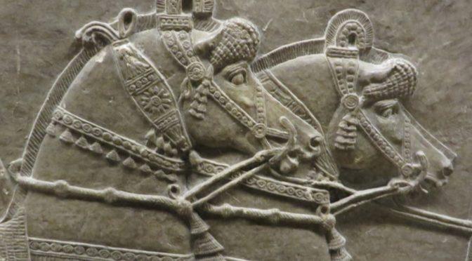 Le galop conquérant au service de l'empire ? La place des équidés dans l'expansion néo-assyrienne (884-627 av. J.-C.)
