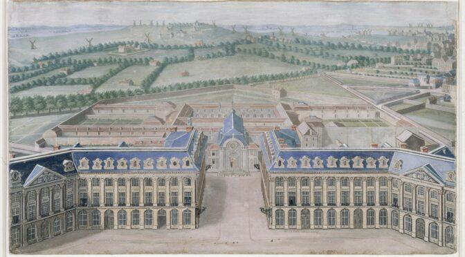 Vincent Hantier (1645-1725 ?) et la ville : itinéraire d'un « perspecteur » urbain