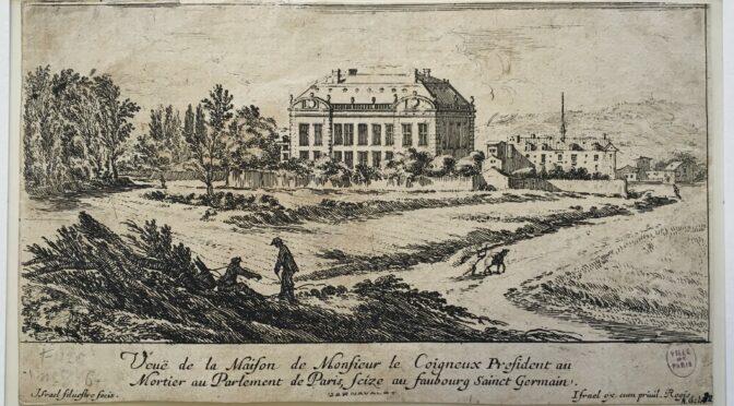Aux origines du suburbain français : la ville du XVIIe siècle a-t-elle créé sa propre architecture de campagne ?