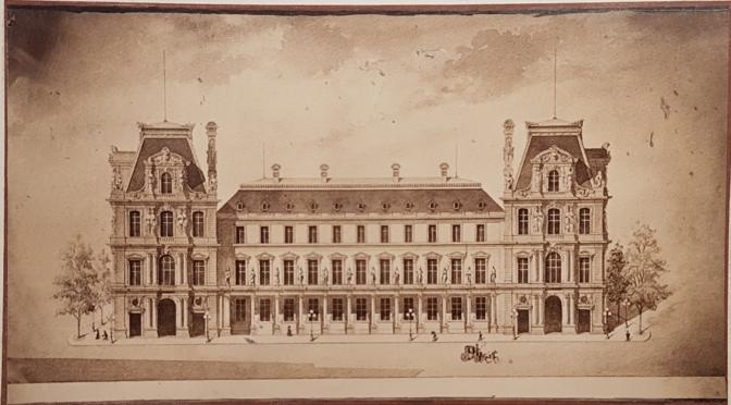 L'espace public au service du pouvoir : l'utopie de la cité ministérielle à Paris